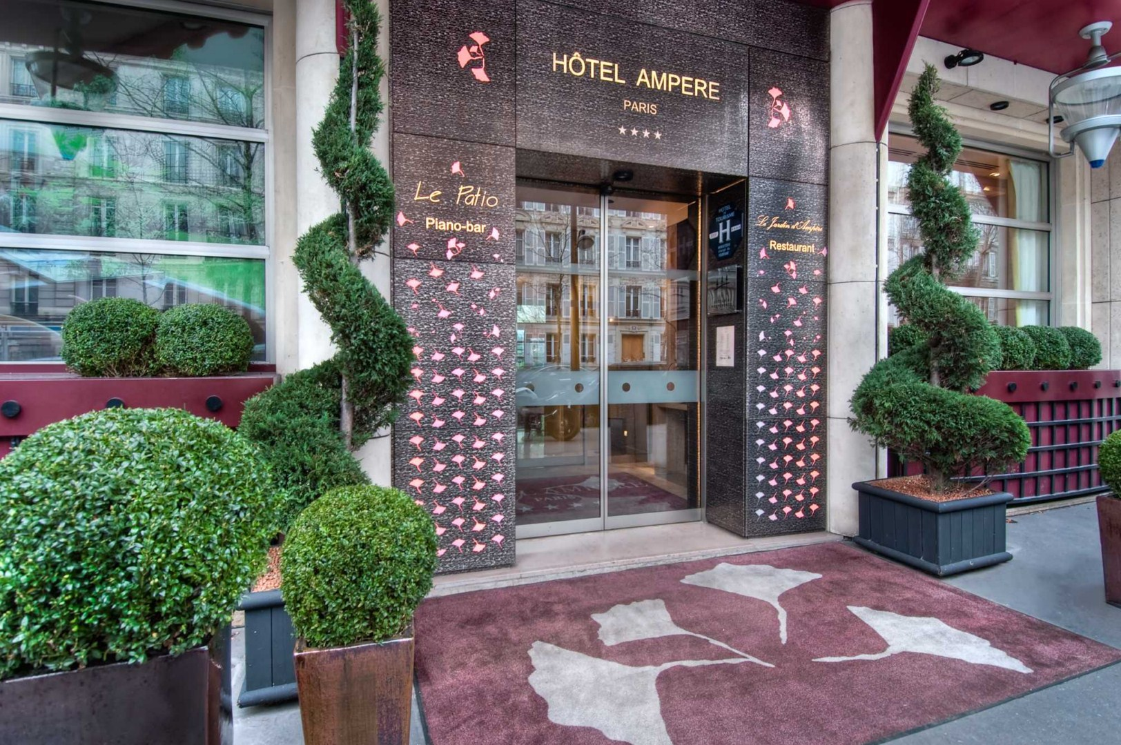 Hotel Ampere - Entree