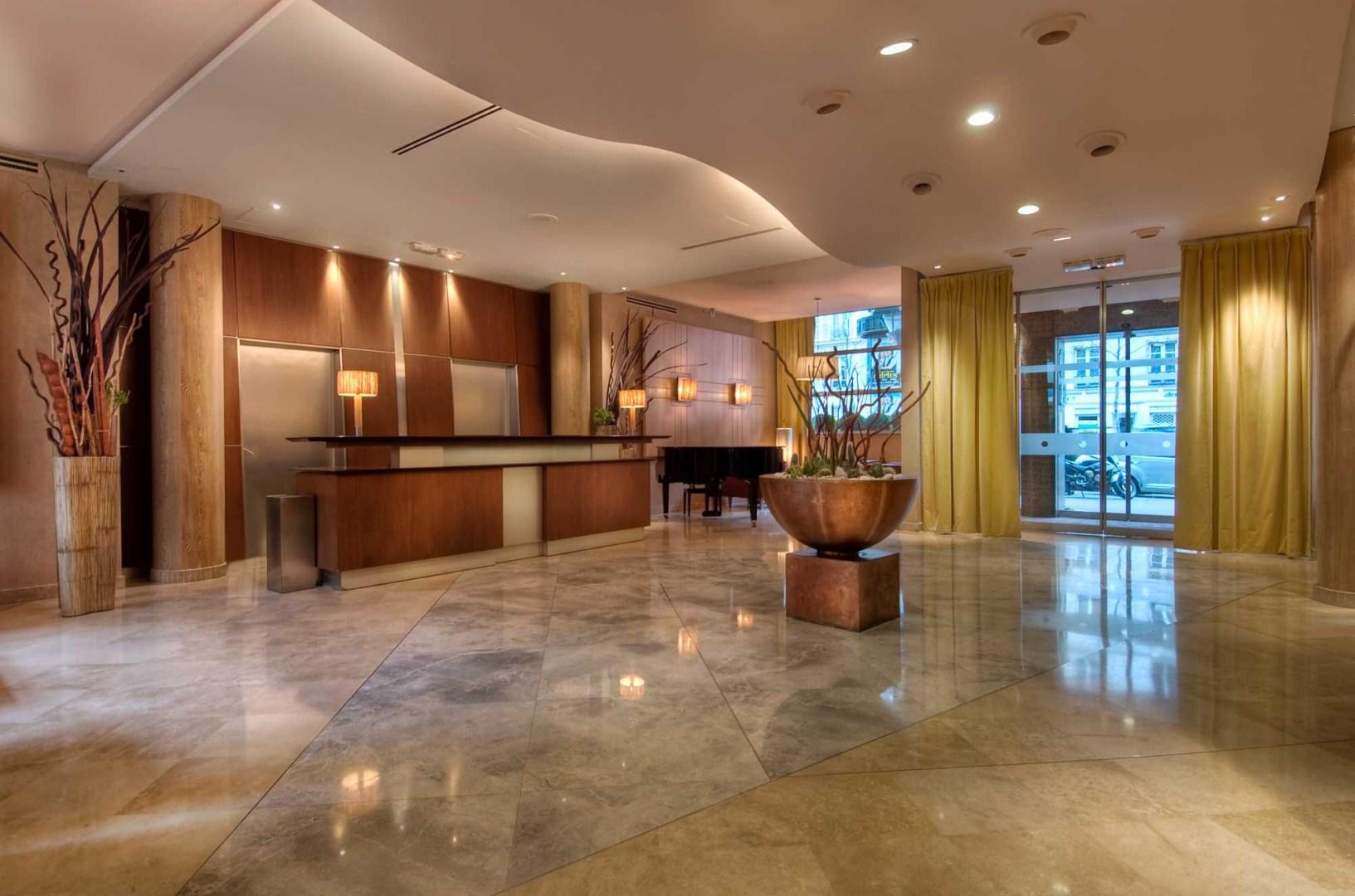 Hotel Ampere - Reception