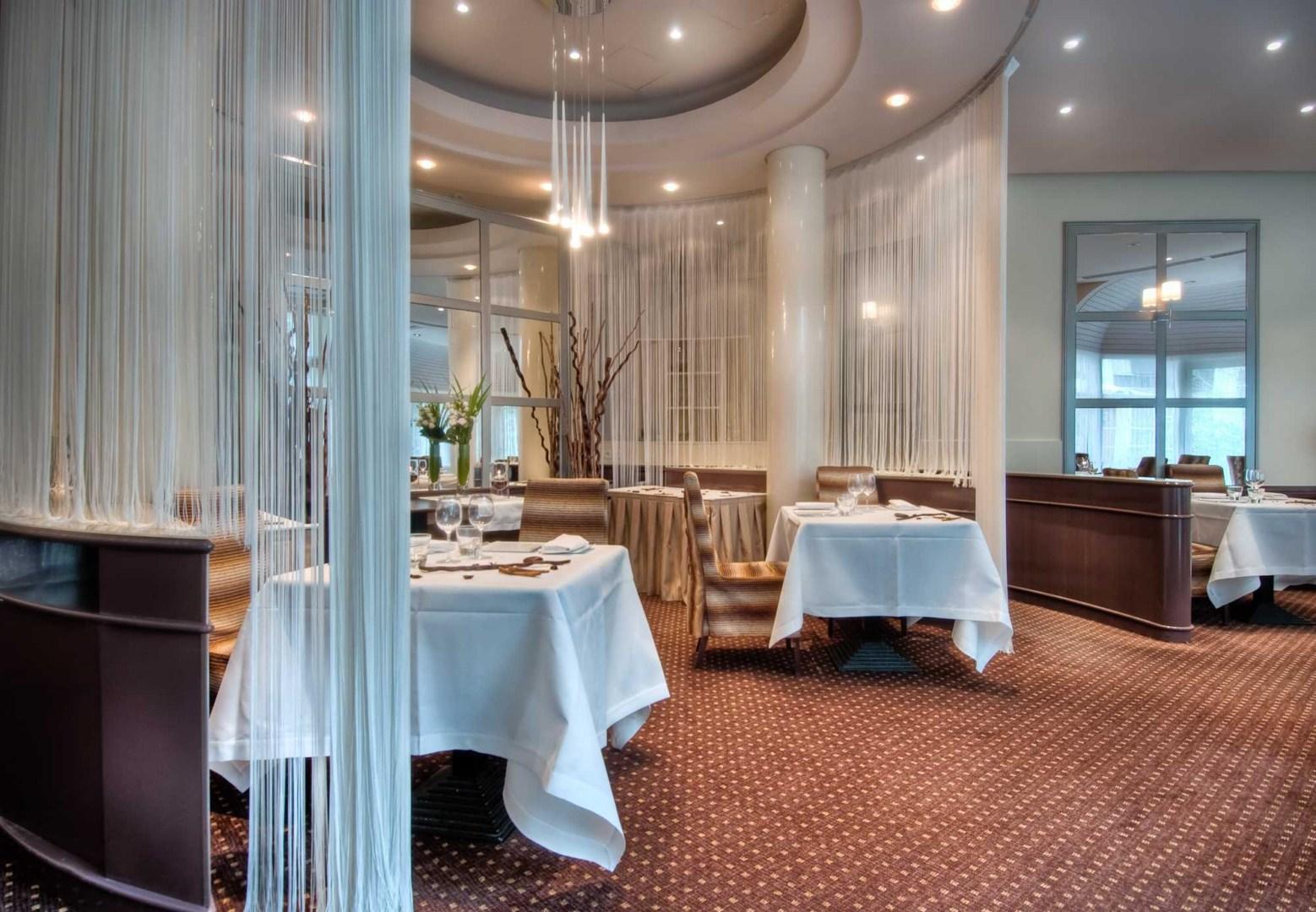 Hotel Ampere - Restaurant le Jardin d ampere