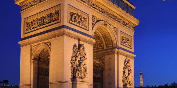 Hotel Ampere - L Arc de Triomphe