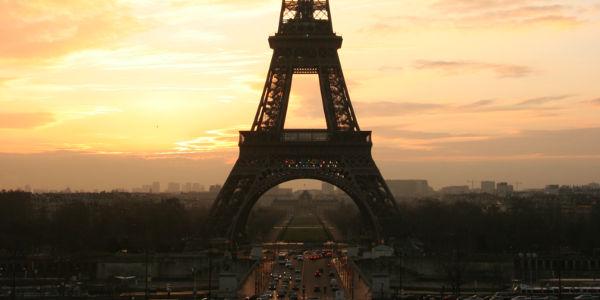 Hotel Ampere - La Tour Eiffel