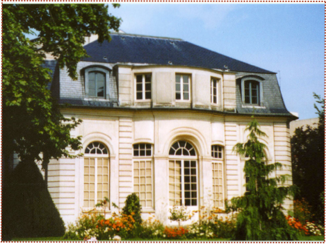 pavillon ermitage
