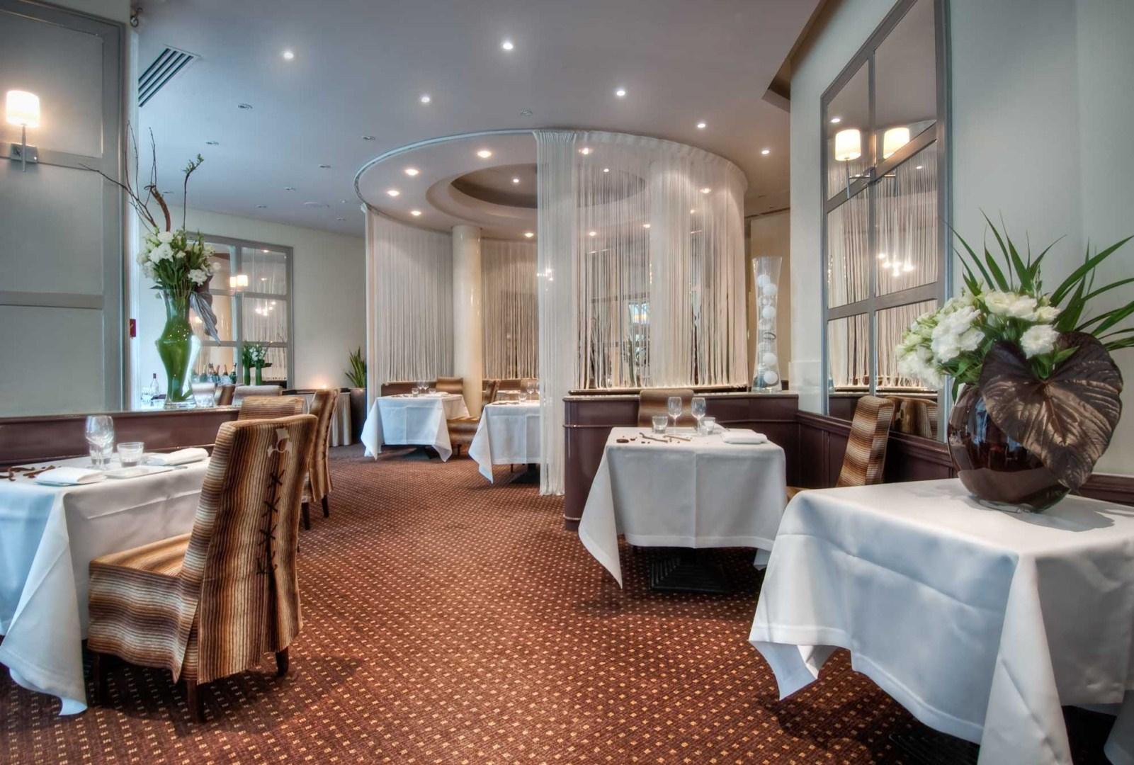 Hotel Ampere Restaurant